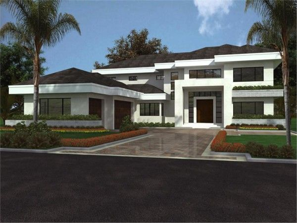 Planos casas modernas 1