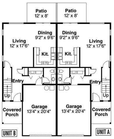 Duplex 4 habitaciones