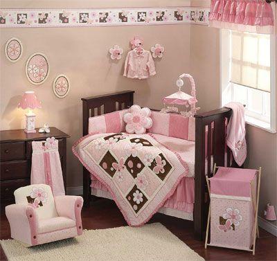cunas-bebes-nenes-habitaciones-rosa