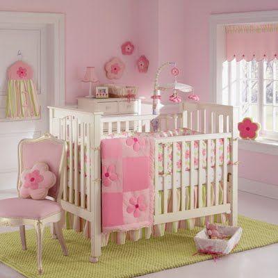 mobiliario-infantil-dormitorios-bebe-decoracion-rosa-blanco