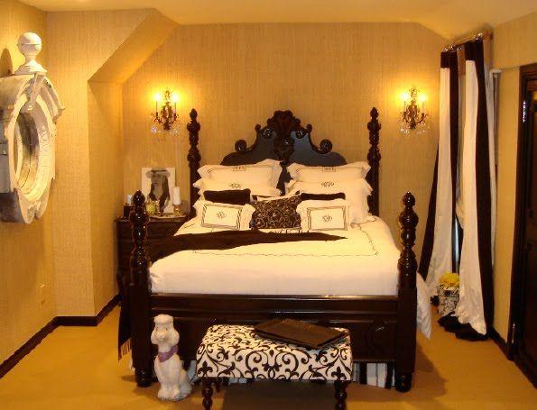 20 fotos de cuartos matrimonales - Decoracion de dormitorios clasicos ...