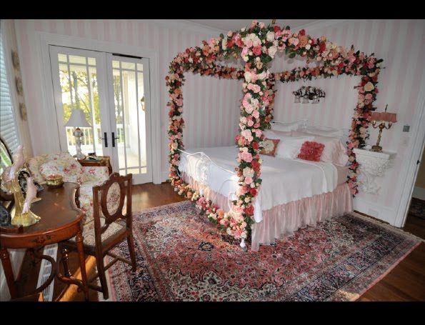Decoracion habitacion matrimonial clasica for Cortinas clasicas elegantes