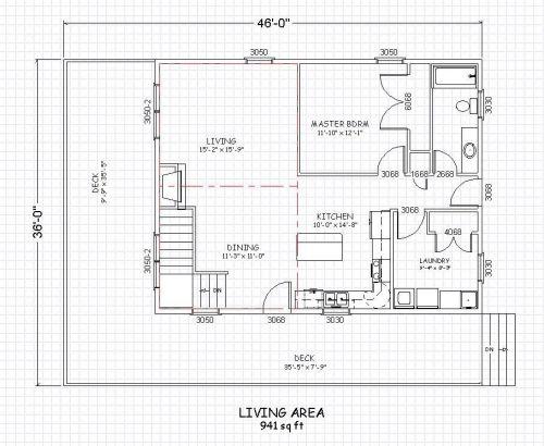 Plano casa de campo estilo antiguo for Plano casa campo