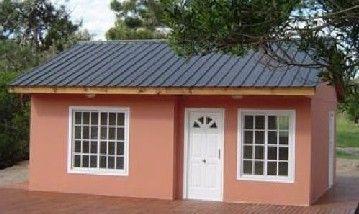 Casa super peque a de 26 metros cuadrados - Casas super pequenas ...