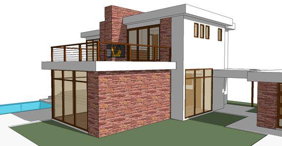 casa Chimenea