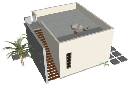 estudio terraza