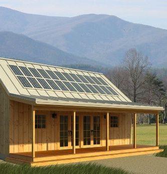Bella casa pequeña, ideal para vacaciones