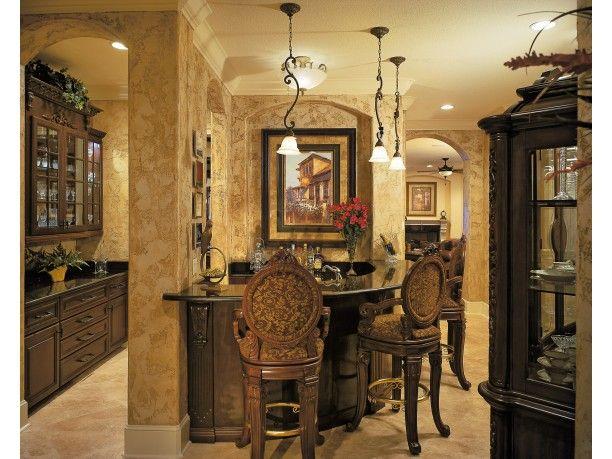 Mansi n de estilo mediterraneo - Muebles estilo mediterraneo ...