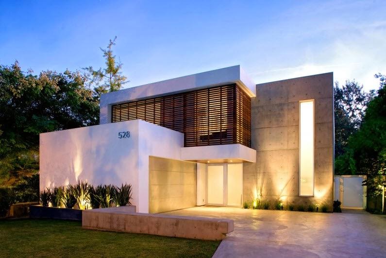 Planos De Casas De Dos Plantas Modernas Excellent Fabulous Diseno