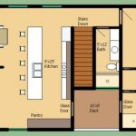 planos modernos de casas de un piso