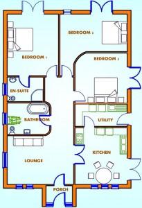 plano de casa para construir