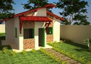 planos de casas economicas