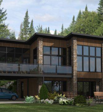 Casas lujosas for Casas modernas lujosas
