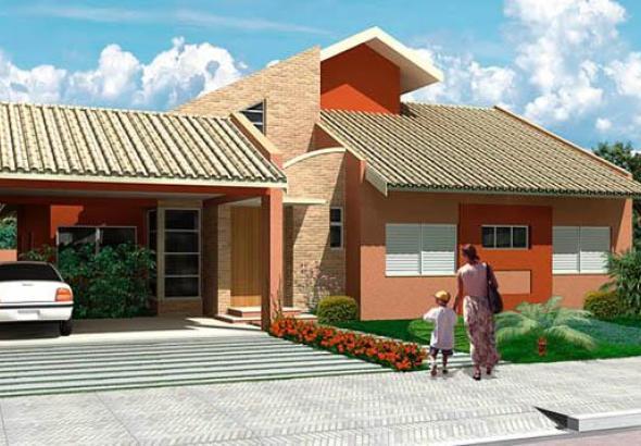 Planos de casas sencillas for Casas sencillas y economicas