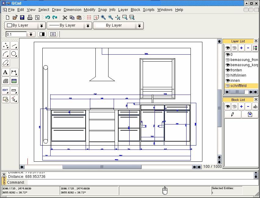 Programa para hacer planos de casas for Programa para dibujar en 3d