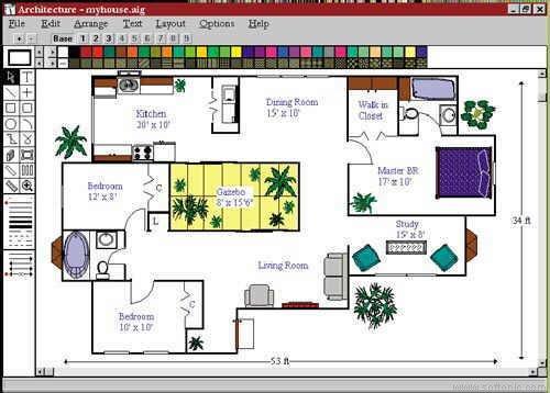 Descargar programa para hacer planos 3d for Programa para hacer planos