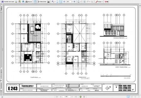 Diseñar un plano en autocad, facil