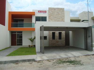 Fachadas para casas de 6 metros de frente, gratis