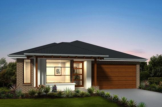 Video de una casa moderna en un solo piso casas y fachadas for Casas pequenas modernas