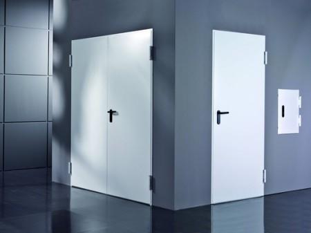 Fotos de puertas metálicas variadas
