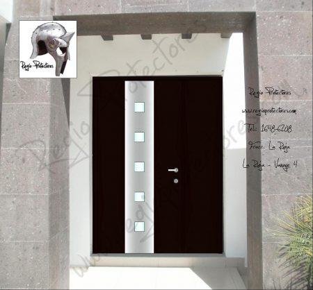 Fotos de puertas principales de madera