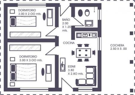 Planos para construir casas faciles