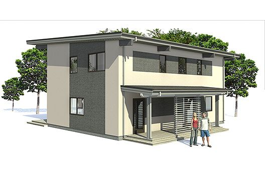 Planos de casas de un piso gratis for Ver planos de casas de un piso