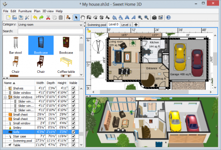 Planos de casas gratis en Internet.