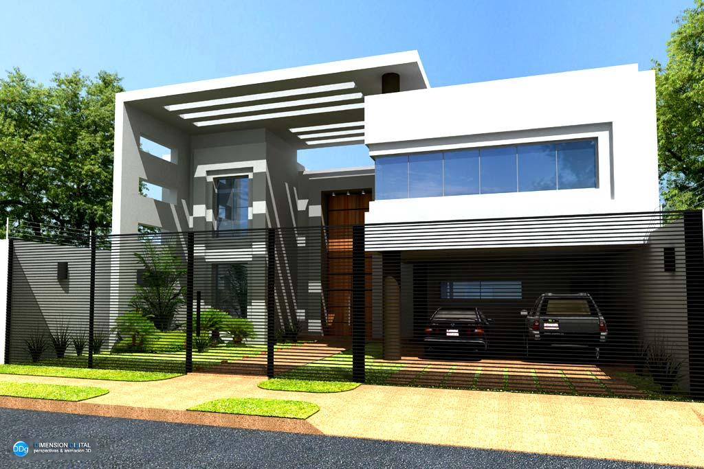 Planos de casas minimal gratis for Vivienda minimalista planos