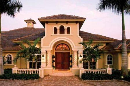 Fachadas de casas de dos pisos sencillas online