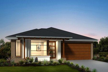 Fachadas de casas de campo de un piso online