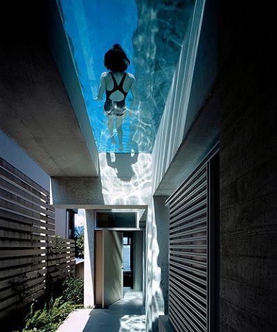 Piscinas Dentro De La Casa - Habitaciones-con-piscina-dentro