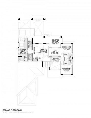 Planos casas modernas 4