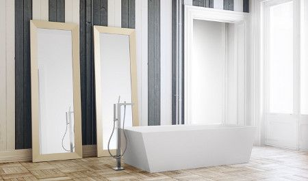 Muebles elegantes para baño