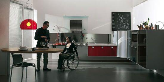 cocinas para discapacitados