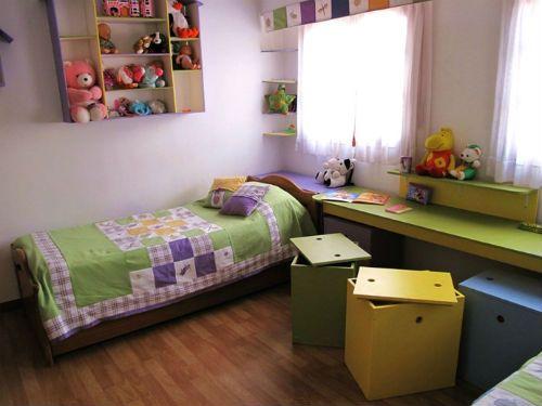 decoracion dormitorios unisex