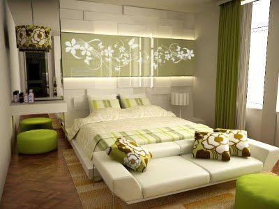 Diseños de cuartos matrimoniales
