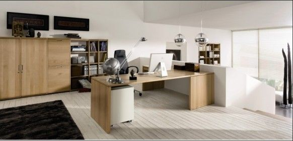 Dise os para oficinas for Diseno de oficinas modernas en casa
