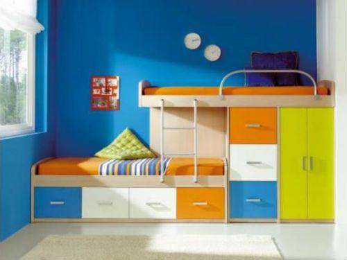 camas cuchetas infantiles
