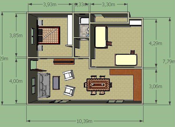 Casa de campo - Casas de campo por dentro ...