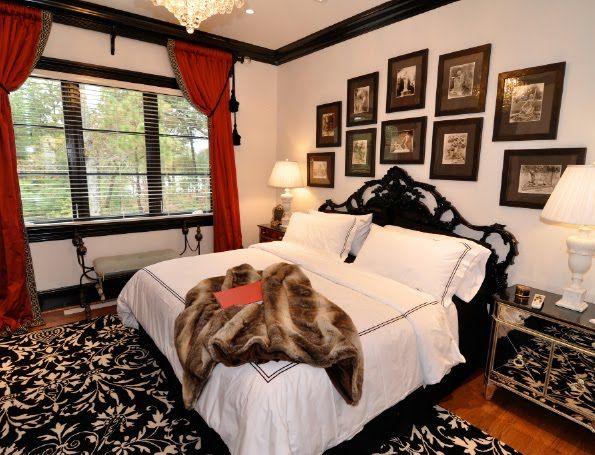 20 fotos de cuartos matrimonales. Black Bedroom Furniture Sets. Home Design Ideas