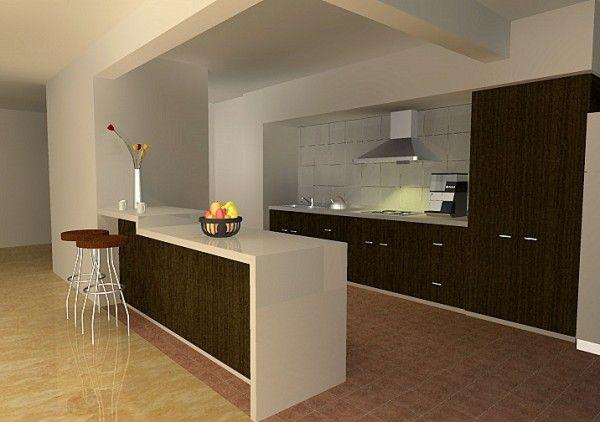 Fotos cocinas modernas 2012