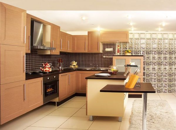 Cocinas modernas 2012
