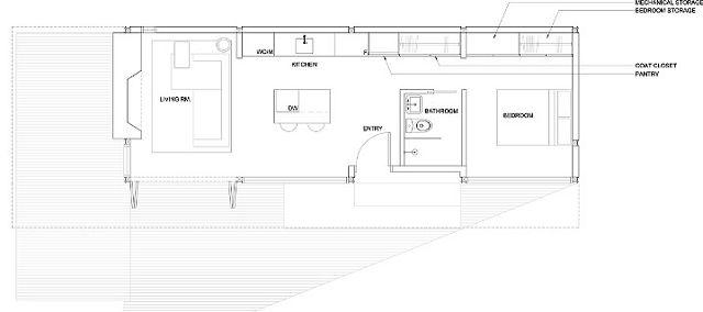 3 planos de casas prefabricadas - Planos casas modulares ...