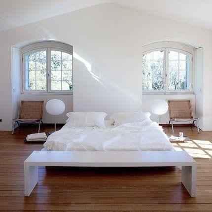 Recamara matrimonial minimalista 3 for Casa minimalista 3 dormitorios