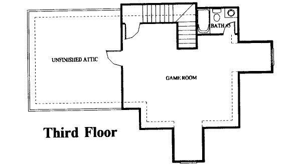 Ultimo nivel mansion altillo