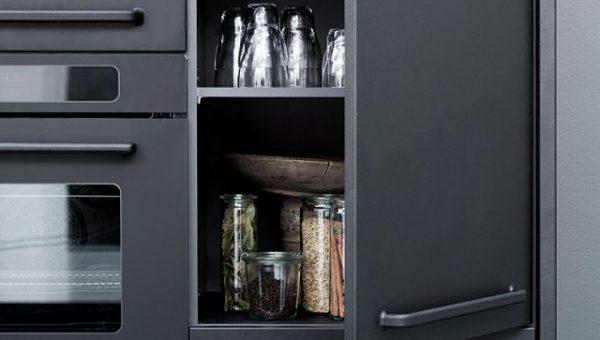 cocina moderno gabinetes