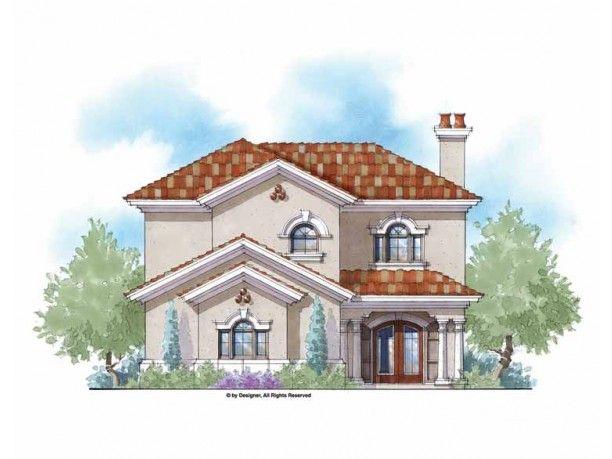 Casa Mediterranea - neoclasica