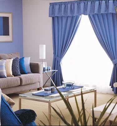 cortinas diseño de interiores
