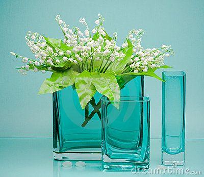 floreros modernos